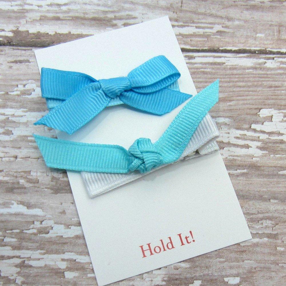 Blue Bow Hair Clip, Girl Hair Clip, Bow Hair Clip, Womens Hair Clip…  http:// etsy.me/2rNDApp  &nbsp;   #handmade #BabyHairClip<br>http://pic.twitter.com/VXXp71yOVh