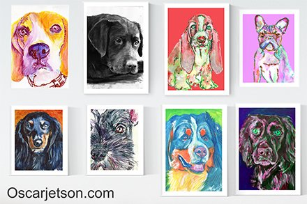 #xmasgift ideas for the #dog lover in your life  https:// oscarjetson.com/search?type=pr oduct&amp;q= &nbsp; …  #dogart #doggift #caninefamily #puppy #love #paintings #decor <br>http://pic.twitter.com/pF6JIcp5sm