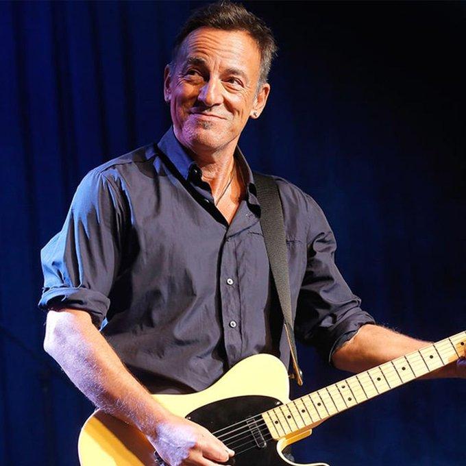 Happy Birthday to the legendary Bruce !