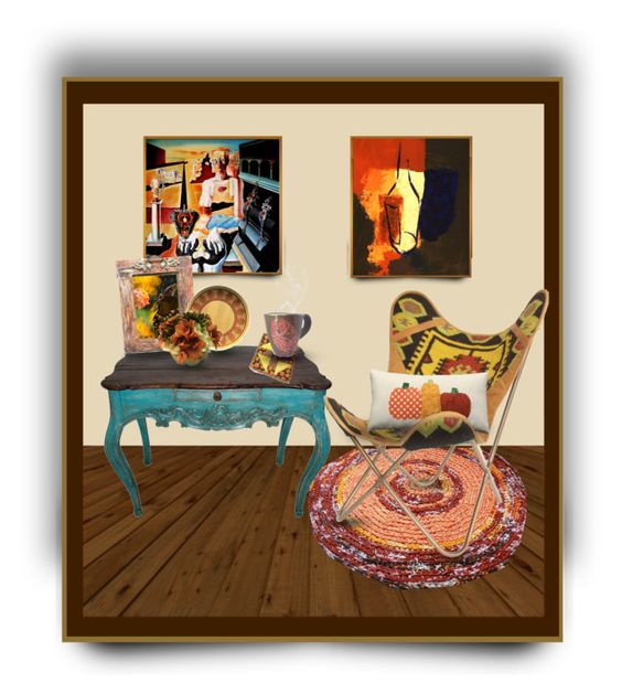 Warm Up Your Home for Fall!   http:// polyv.re/2wH3roB  &nbsp;    #polyvoreStyle #etsyspecialt #homedecor #fall #decor #halloween #autumn<br>http://pic.twitter.com/bB6svWDmVX