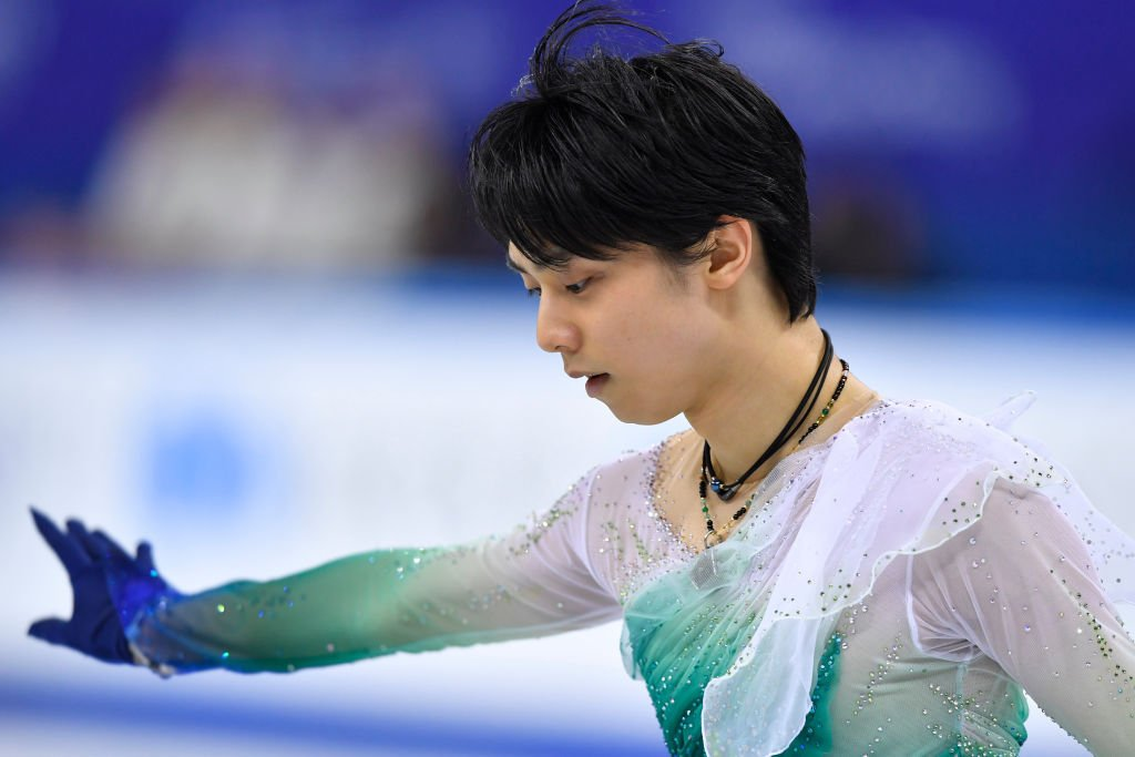 Yuzuru Hanyu opens Olympic season with record score https://t.co/eL5U0wffp4 https://t.co/RDXAVkyJWE