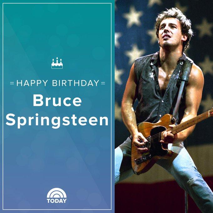 Happy Birthday to The Boss!
