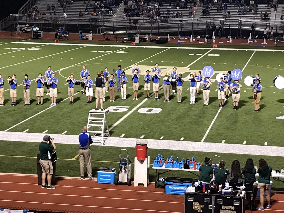 Mccallie Athletics On Twitter Tornado Winds Performing At Halftime
