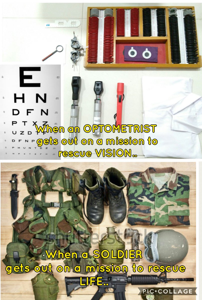 #optometry #optometrist  WE RESCUE VISION.. Optometrists on a Mission to Rescue Vision..<br>http://pic.twitter.com/iS6QNGUiAW