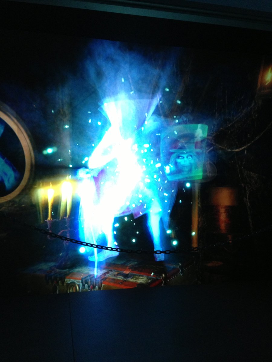 #FBF to that time at #D23Expo 2013 when I took a photo of the Hatbox Ghost beaming up to the Enterprise. <br>http://pic.twitter.com/5qspIyq6oC