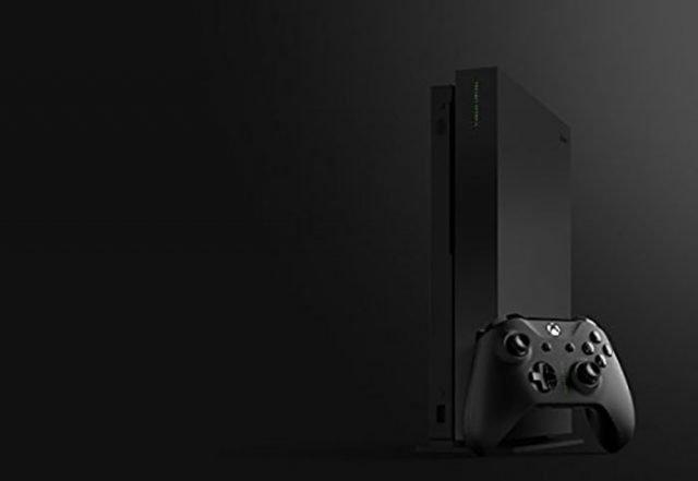 La Xbox One X est disponible en précommande https://t.co/rgLYirE1MF
