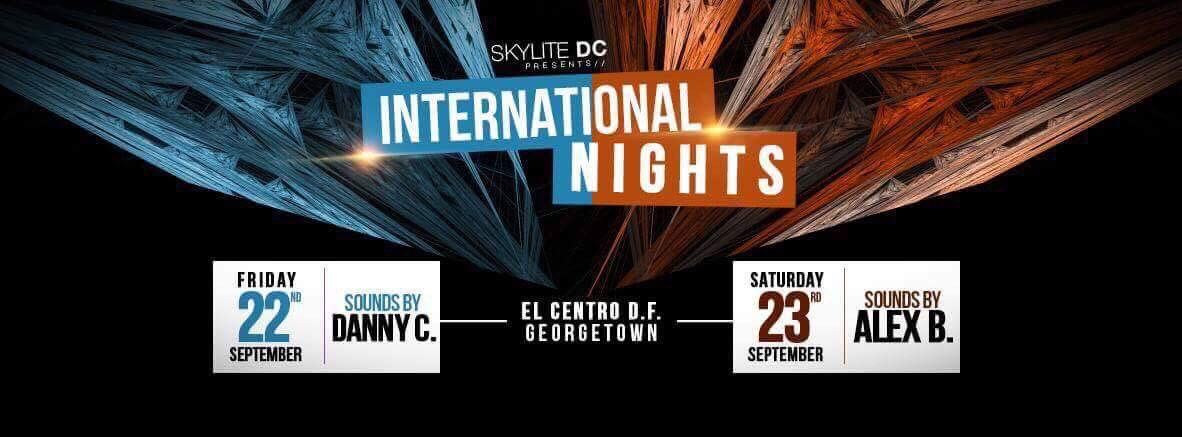 TGIF! Let's Dance! #DC #NightLife #SkyliteDC #Latinmusic #House #Top40 #NoCover<br>http://pic.twitter.com/oU70RJOC66