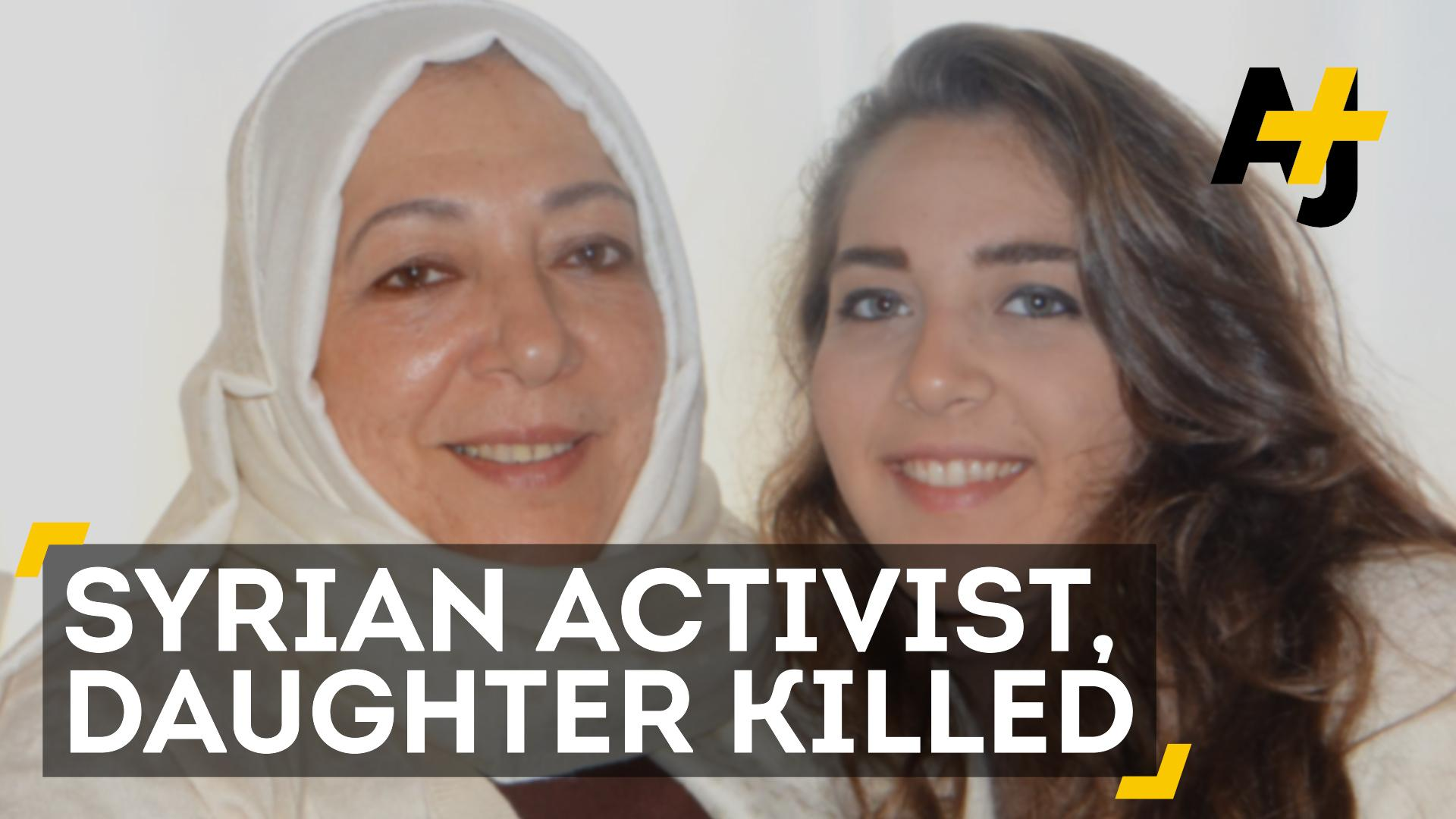 RT @ajplus: Syrian activist Orouba Barakat and her daughter Halla were stabbed to death in their Istanbul apartment. https://t.co/8XZfve7jTp