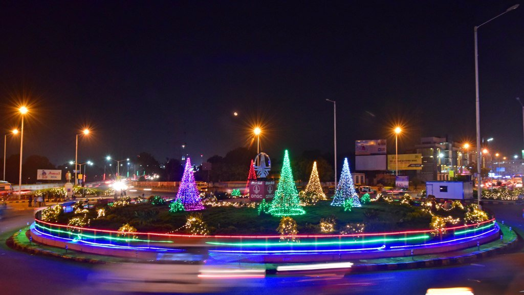 My city is all lit up.. As bright as future of Optometry  #Ahmedabad #optometry <br>http://pic.twitter.com/HBbtwwQxNU