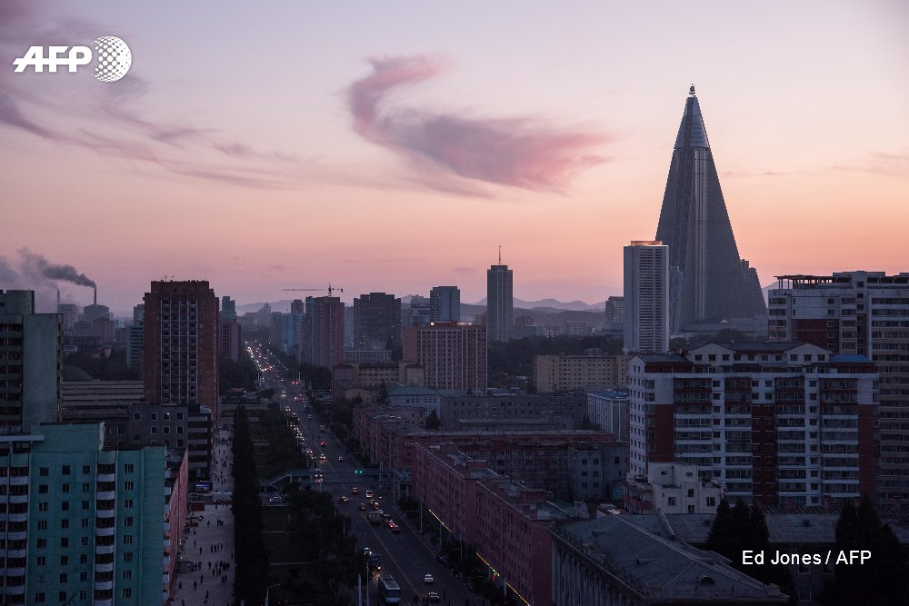 Petrol prices are being pumped higher in Pyongyang in the wake of the latest UN sanctions https://t.co/ZeAub5nja8