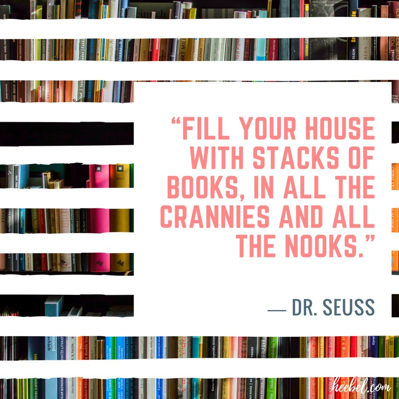 Is there anything better than stacks of #books?  #amreading #amwriting #quote #drseuss<br>http://pic.twitter.com/bsZ5Ln7rWD