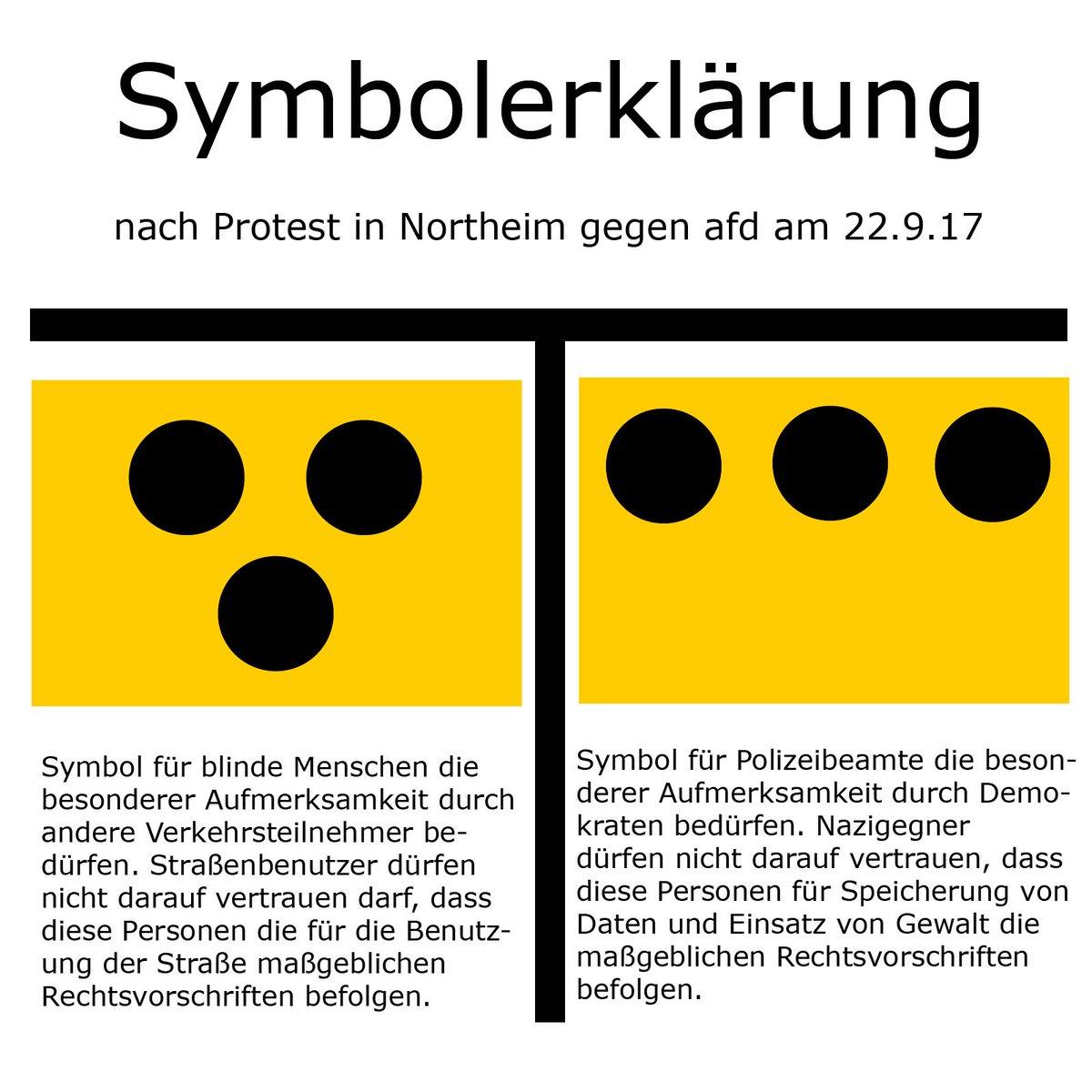 MFG an Satiriker L. der BFE #Göttingen  http://www. goettinger-tageblatt.de/Bilder/Fotostr ecken/2017/9/AfD-Wahlkampfkundgebung-in-Northeim#n25784616-p8 &nbsp; …    Was .@gjgoettingen schrieb gilt  http:// gj-goettingen.de/wp-content/upl oads/2014/04/Offener-Brief-BFE_Abschaffen.pdf &nbsp; …  #northeim #höcke<br>http://pic.twitter.com/X1YyU3SA2x