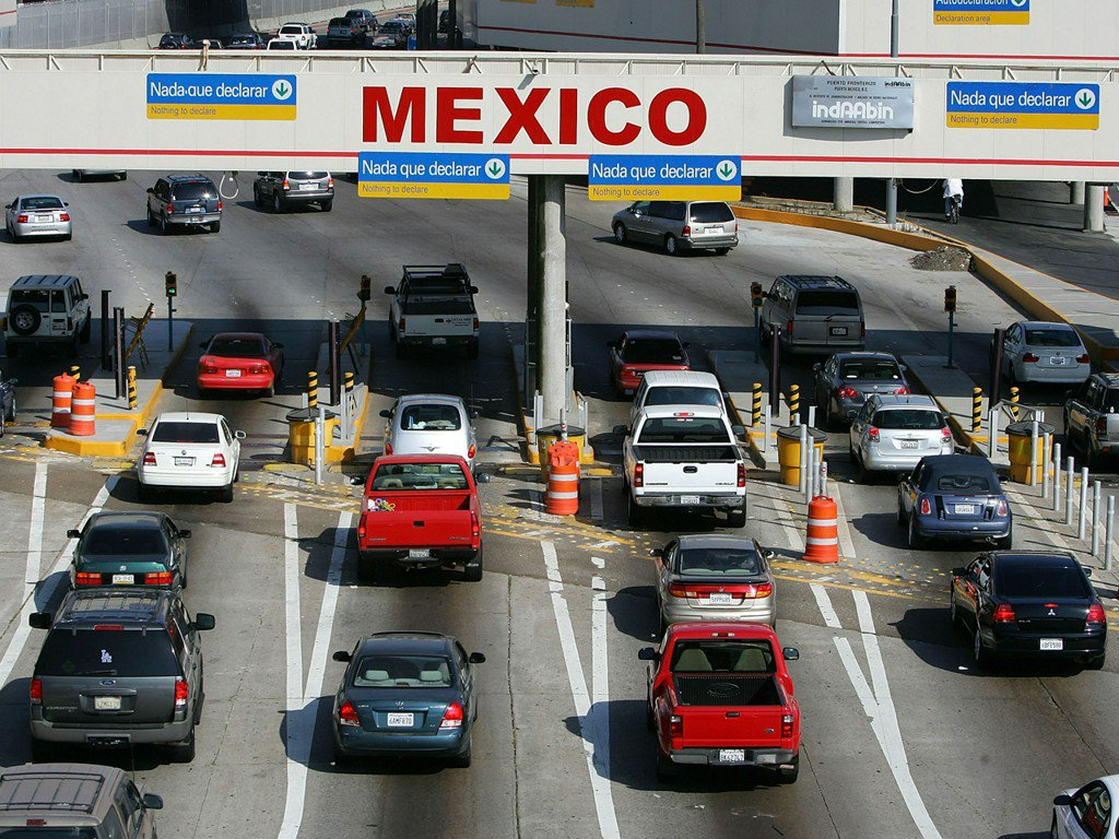 Prepare for a torturous border crossing into Tijuana https://t.co/bHfyFYqzef