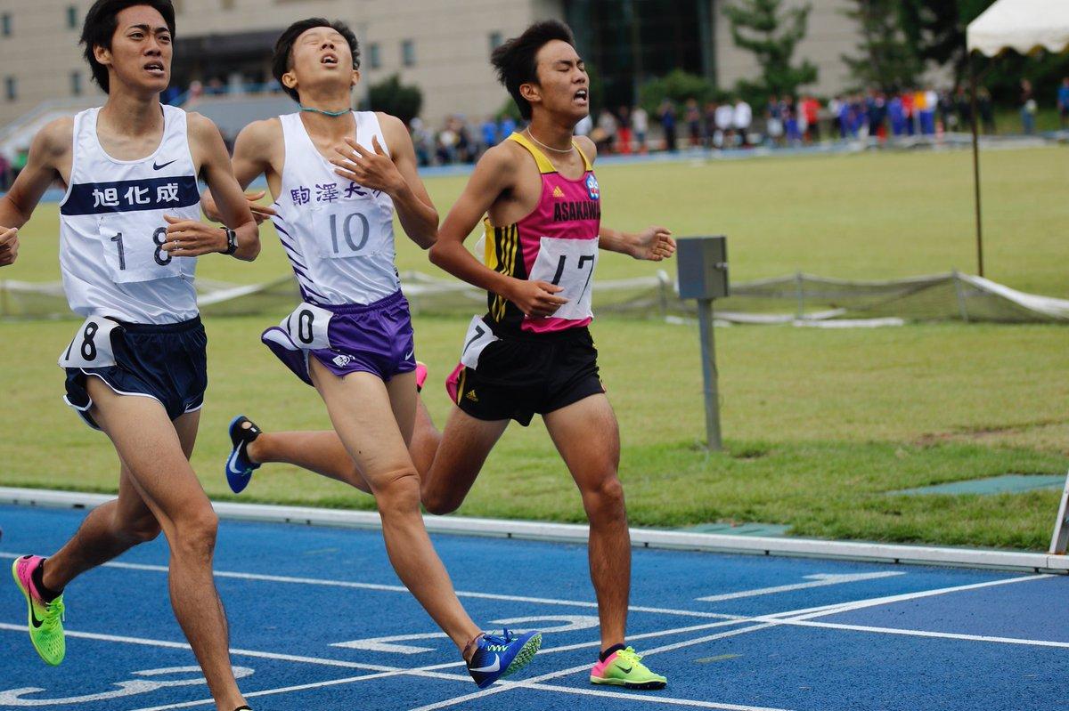 石田洸介(浅川中)3:49.72 日本中学記録更新!