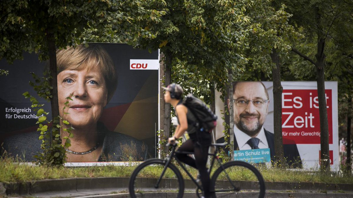 Mode(s) de scrutin, partis en lice, enjeux : tout savoir sur les élections législatives allemandes⁰⁰ https://t.co/pgdGH74gfV