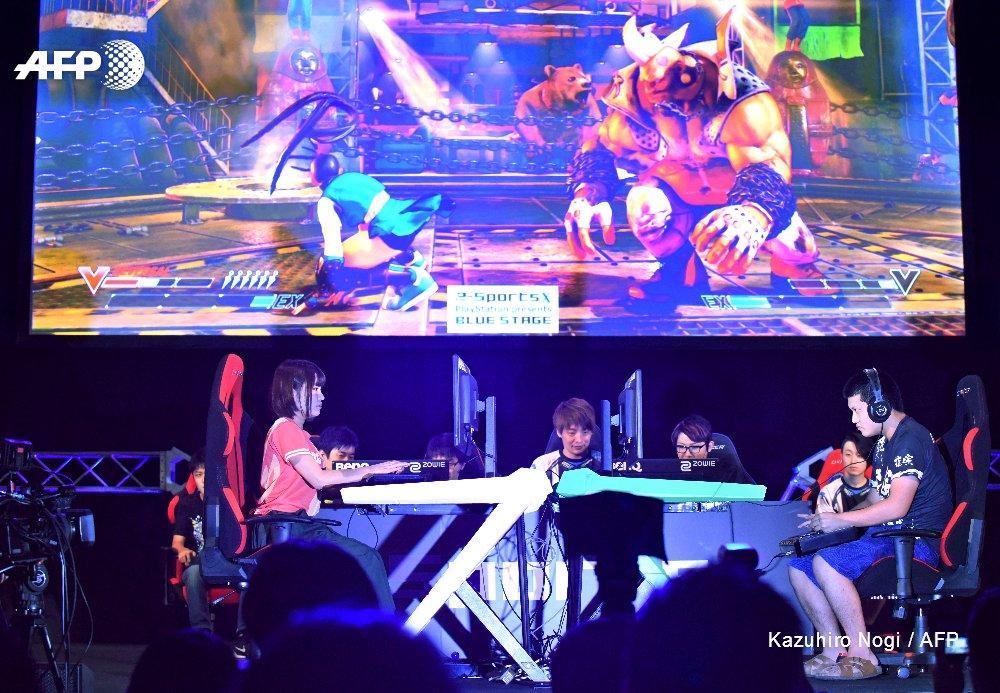 'Lady Beast' Yuko Momochi fights for girl gamers in Japan https://t.co/ohQDQowVq6
