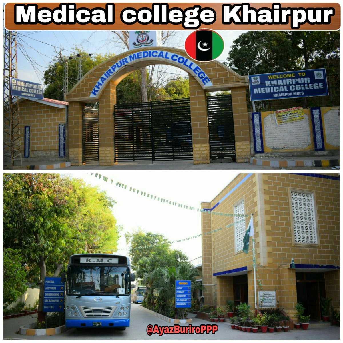 Constructed medical College Khairpur #Health #Education #PPPGovtProject<br>http://pic.twitter.com/YnyS4ebgdc