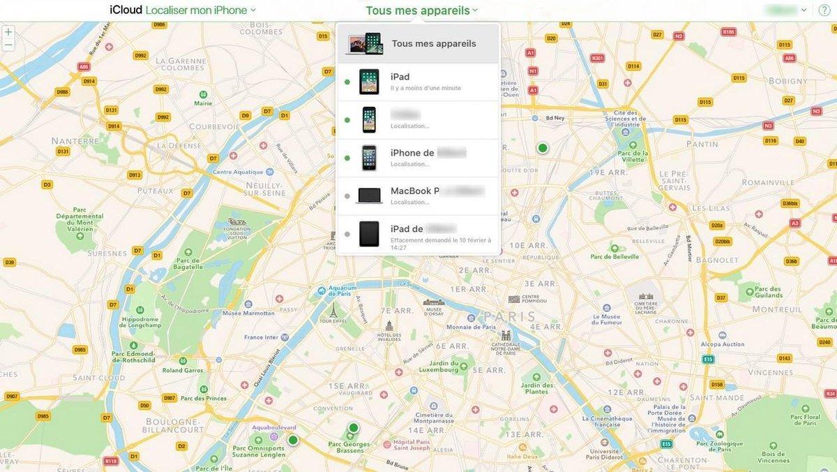 Des hackers ont bloqué des Mac en passant par la fonction Localiser mon iPhone https://t.co/YEN0s05zsG