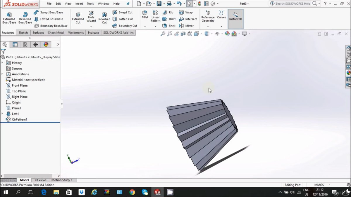 Solidworks winner how to make engine air filter in solidworks solidworks 2017 premium is powerful solid modeling computer aided design cad and computer aided engineering cae program especially for creating 2d or 3d ccuart