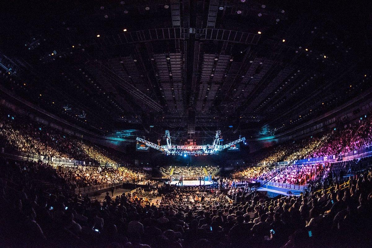 Ufc در توییتر Saitama Super Arena Legendary Thank You