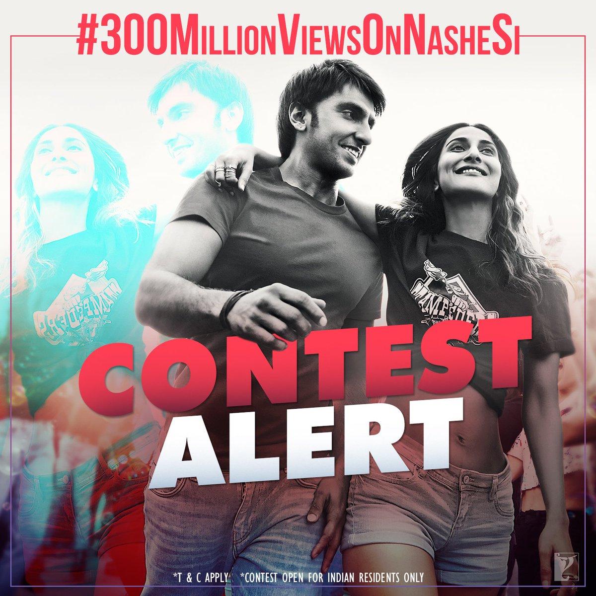 #ContestAlert - Stay tuned for the #300MillionViewsOnNasheSi contest!...