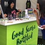 Grab your 1st taste of our Super Smoothies +ACTIVE CULTURES @BBCGoodFoodShow #FeastInTheMoat https://t.co/qX8AuZat1T