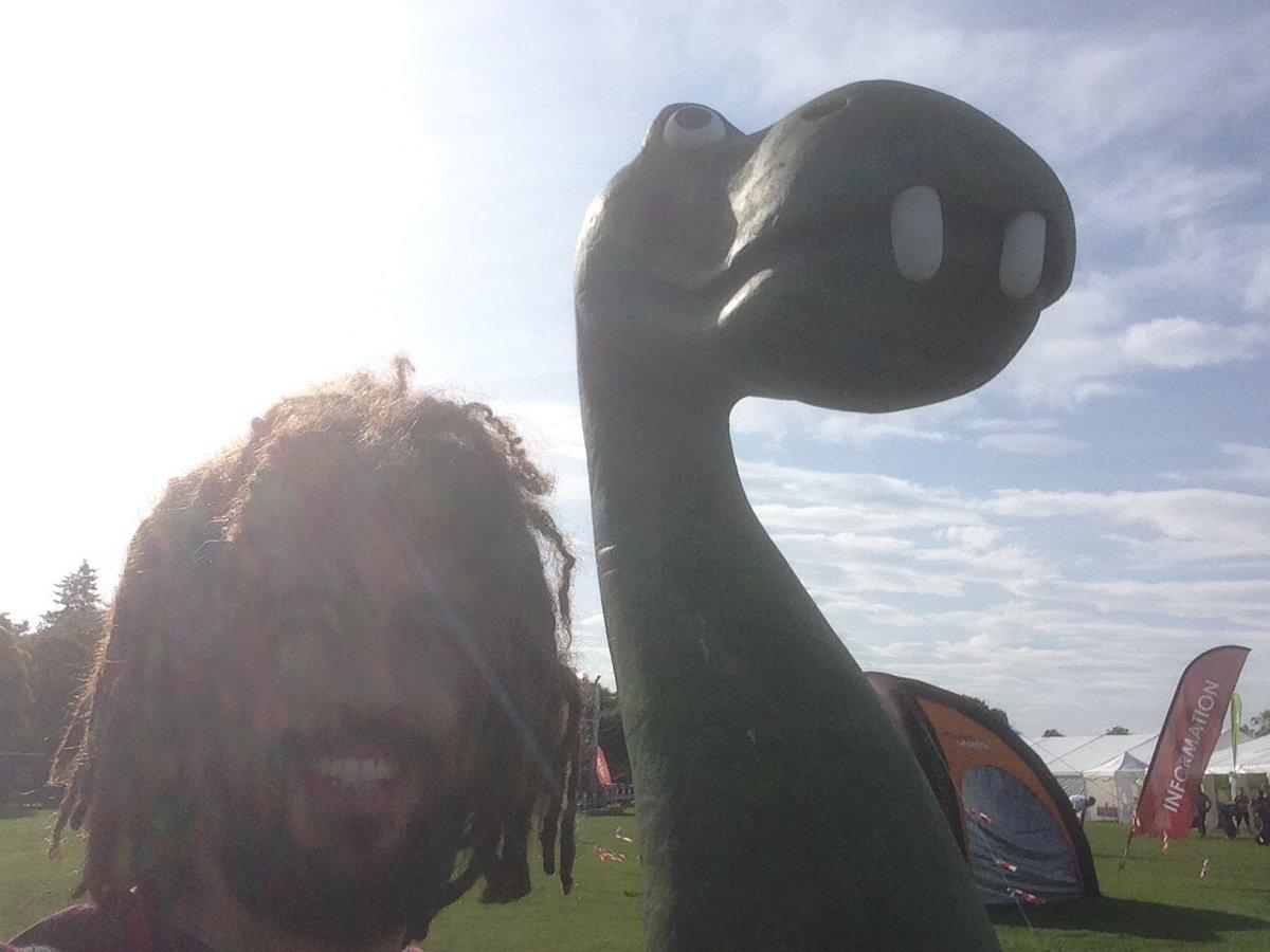 #lochnessmarathon wherever I go I can&#39;t resist making my #bolt @MatarLab @ImperialChemEng<br>http://pic.twitter.com/vGqaFNPwOI