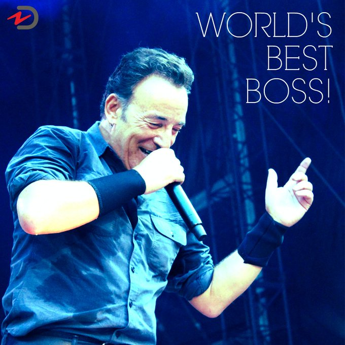 Happy birthday Bruce Springsteen! Join us in celebration of this iconic rockstar at: