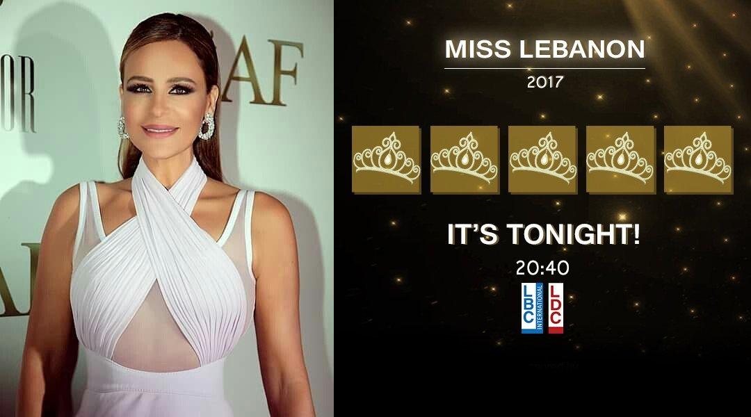 It&#39;s Tomorrow!  #MissLebanon2017 Sunday September 24,8:40pm on #LBCI &amp; #LDC @CAROLE_SAMAHA<br>http://pic.twitter.com/PBriFAuKQ2