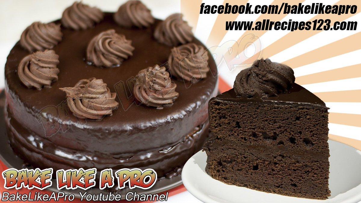 My Chocolate Mousse Cake Recipe ! - FULL video tutorial:  https:// youtu.be/4SC3pTpspmA  &nbsp;   @YouTube @tastewant #recipe #chocolate #cake #recipe #love<br>http://pic.twitter.com/WmPdCH7yyO