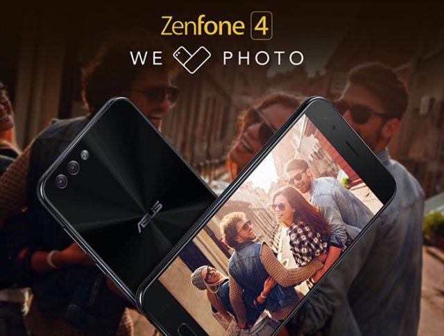 Les Zenfone 4 sont disponibles en précommande https://t.co/q6dzrrvJkZ