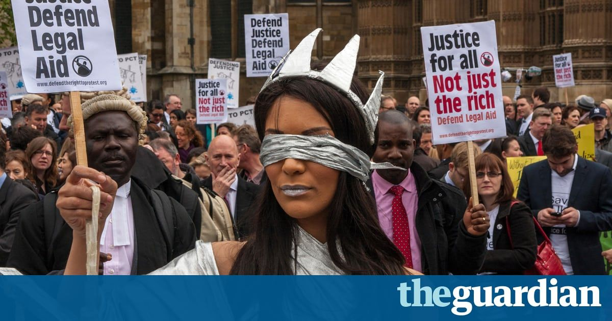 #Labour-backed report calls for the legal right to #justice and a legal aid system for the many not the few  https://www. theguardian.com/law/2017/sep/2 2/labour-backed-report-more-generous-legal-aid-system &nbsp; … <br>http://pic.twitter.com/BC0AjkM2ei