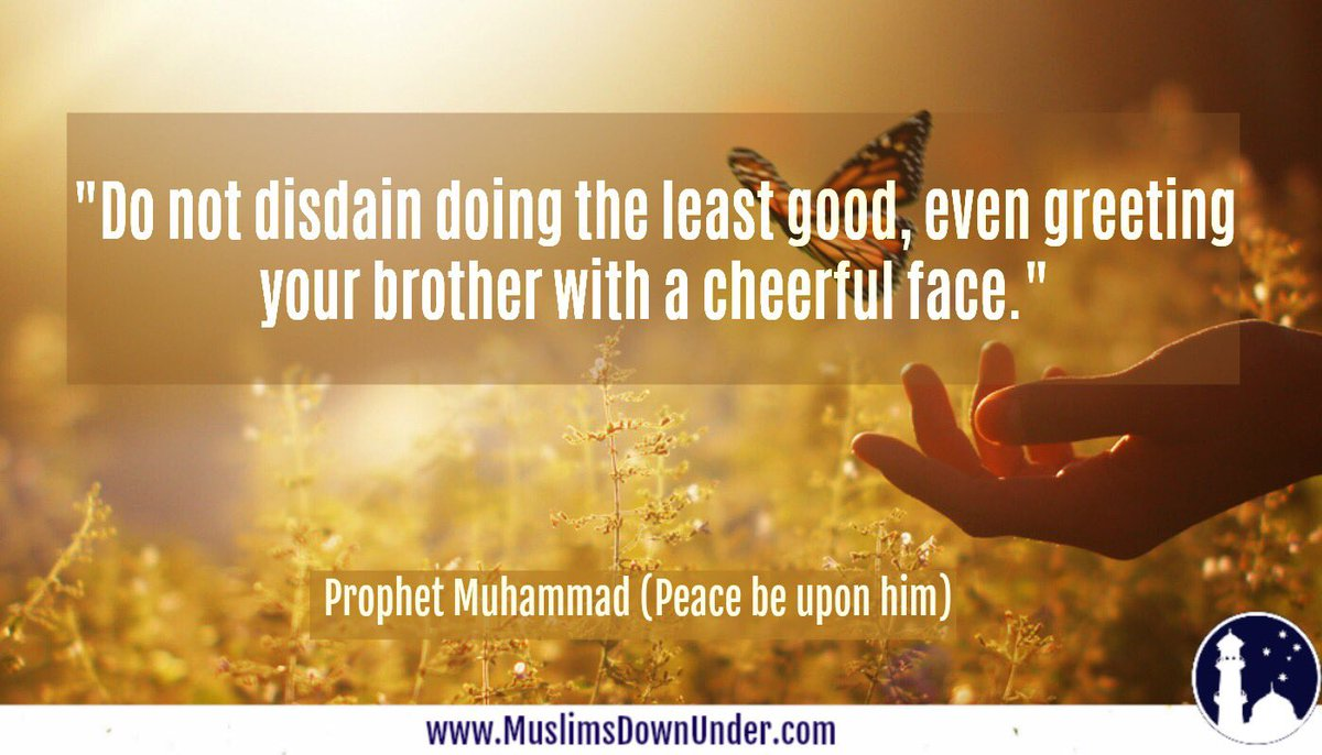 Muslims Down Under On Twitter Islam Illustrates A Perfect Way Of