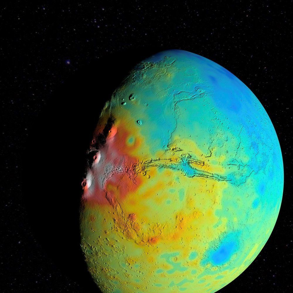 NASA scientists are one step closer to understanding the evolution of Mars. https://t.co/v9ScBHdwAm https://t.co/bpUJse9DFb