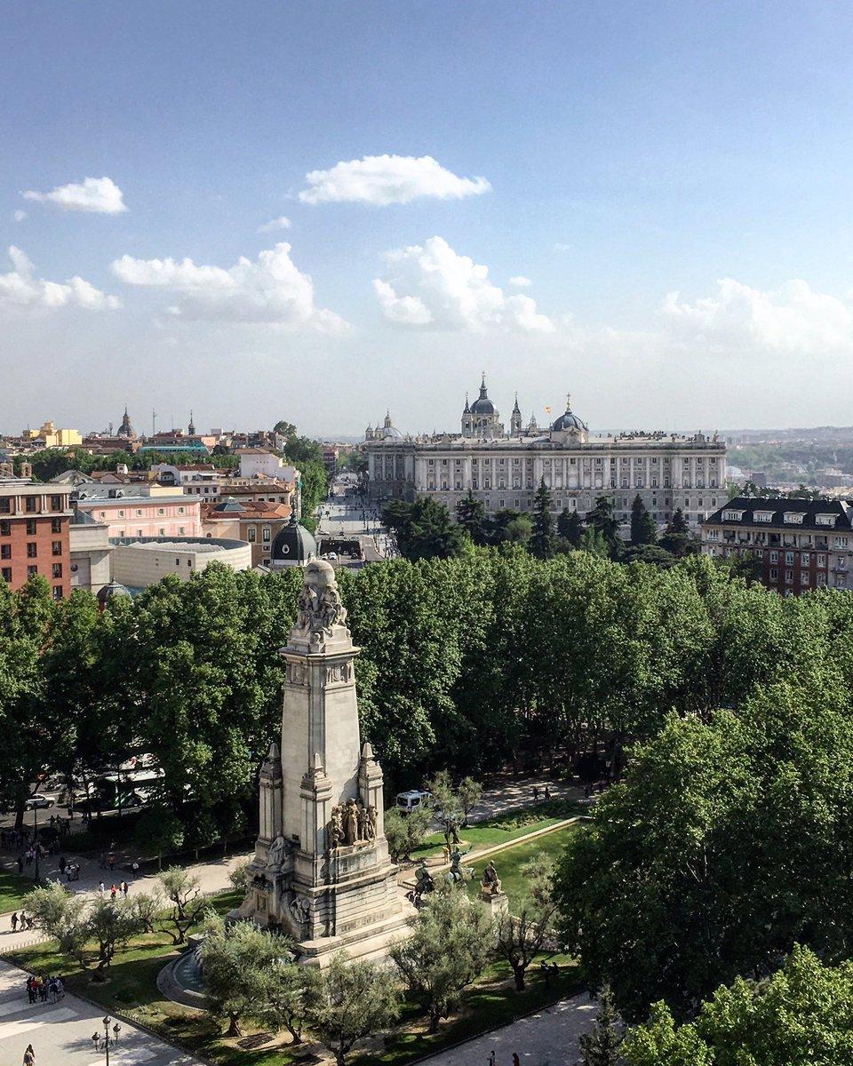 Solo espero que nunca dejes de sorprenderme #madrid ¡Buenos días y #fe...