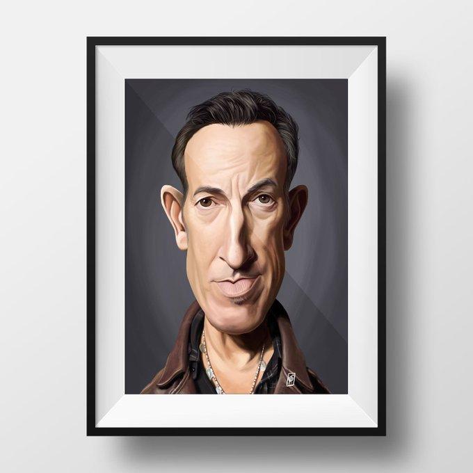 Happy Birthday, Bruce Springsteen!!!!  copyright © Rob Snow   creative 2017