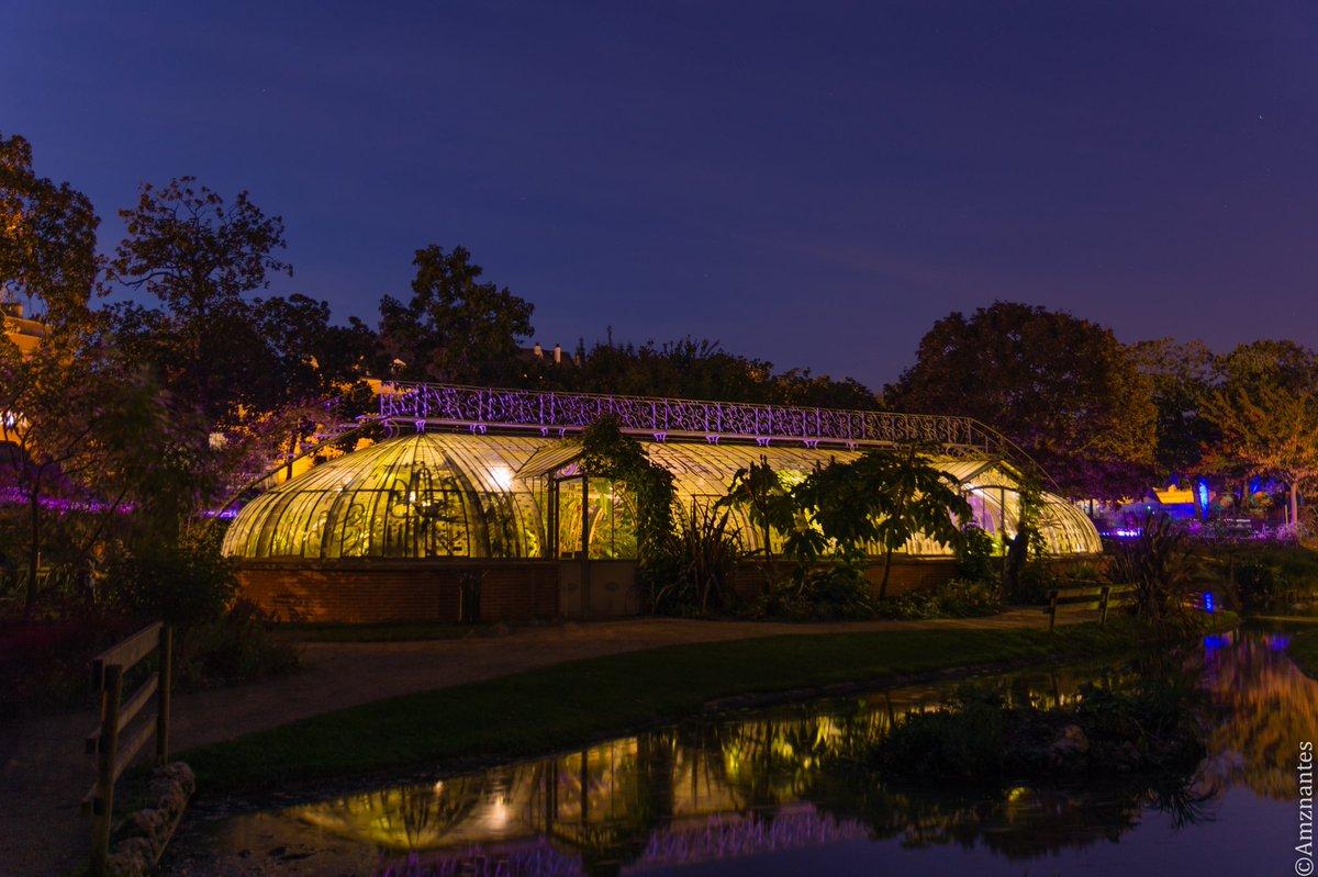 Best Jardin Des Plantes Nantes De Nuit Photos - Amazing House Design ...