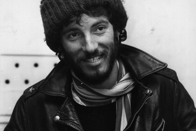 Happy Birthday to Bruce Springsteen, born Sep 23rd 1949