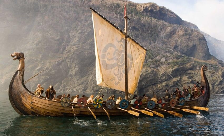 #DidYouKnow place names ending in -by, such as Selby or Whitby, are generally places where the #Vikings settled first. <br>http://pic.twitter.com/zggzBsDXtI
