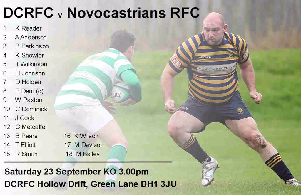 Durham City Rfc On Twitter It S Game Day See You At Our House