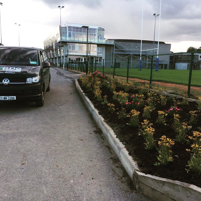 New #planting scheme at @standrewsdublin as part of the new lights project for hockey pitch No.2! #RDGardens #maintenance #flowers #plants<br>http://pic.twitter.com/piKQLeNdGM