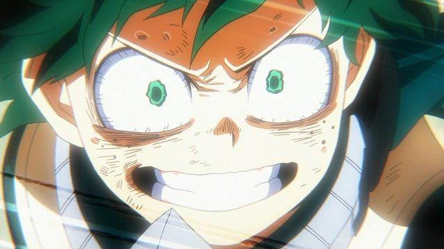 『僕のヒーローアカデミア』ヒロアカご視聴ありがとうございました!デクと爆豪、ヒーローに近づくためにまたひとつ成長しました! そして、一方で新たな悪意も動き出して…! heroaca.com/sp/episodes/ep…  次回、ヒロアカ2期最終回!お楽しみに!  #heroaca_a