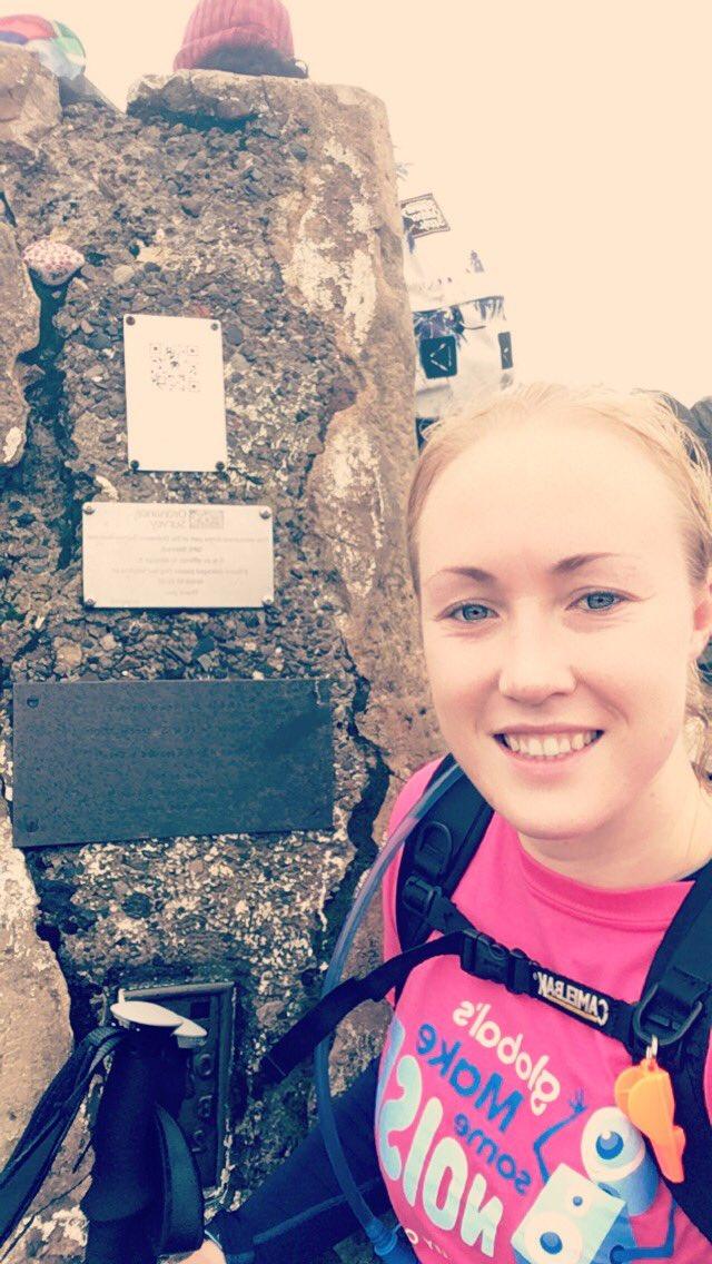 Highest point in Yorkshire #threepeaks #whernside #fundraising @makenoise #twodown #onetogo<br>http://pic.twitter.com/XR0XOiaGEn