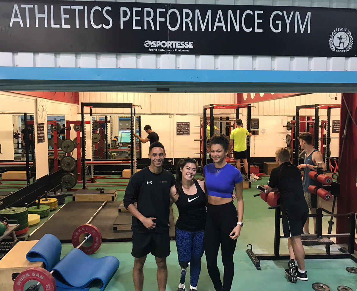 Chap rogers gym training