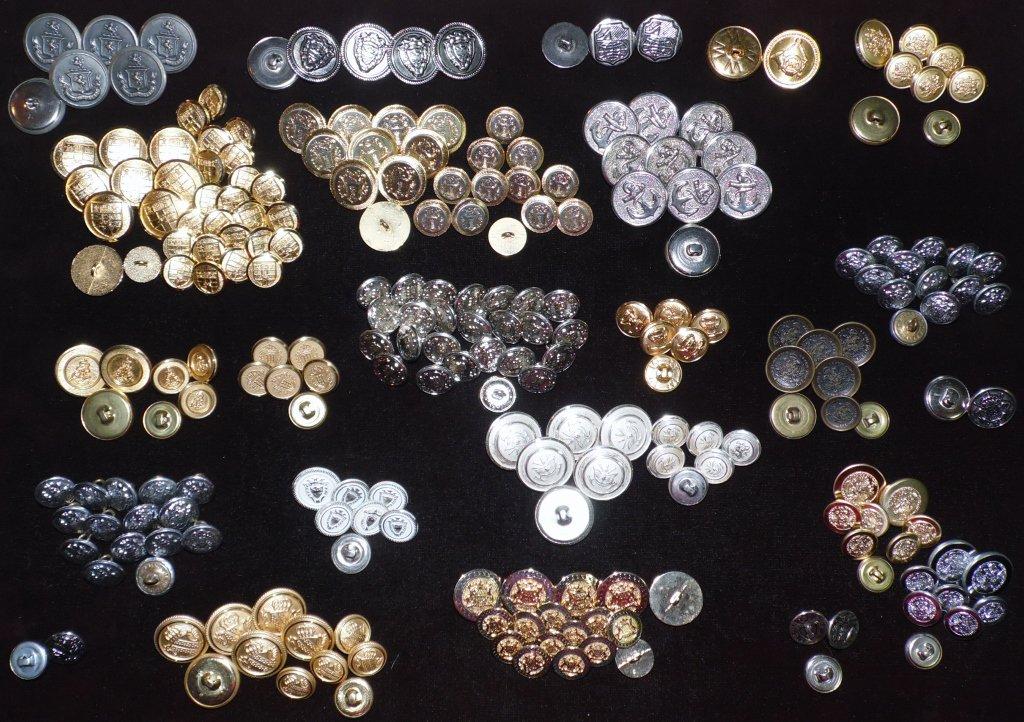 Vintage Metal Uniform and Blazer #Buttons   https:// goo.gl/aPzMiq  &nbsp;   #sets #pairs #DIY #crafts  #ebay @ebay<br>http://pic.twitter.com/bDFJxE19dI