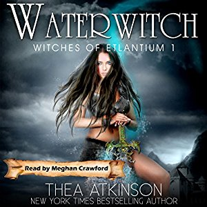 A witch who can't control her power will be controlled. Now out on #it...