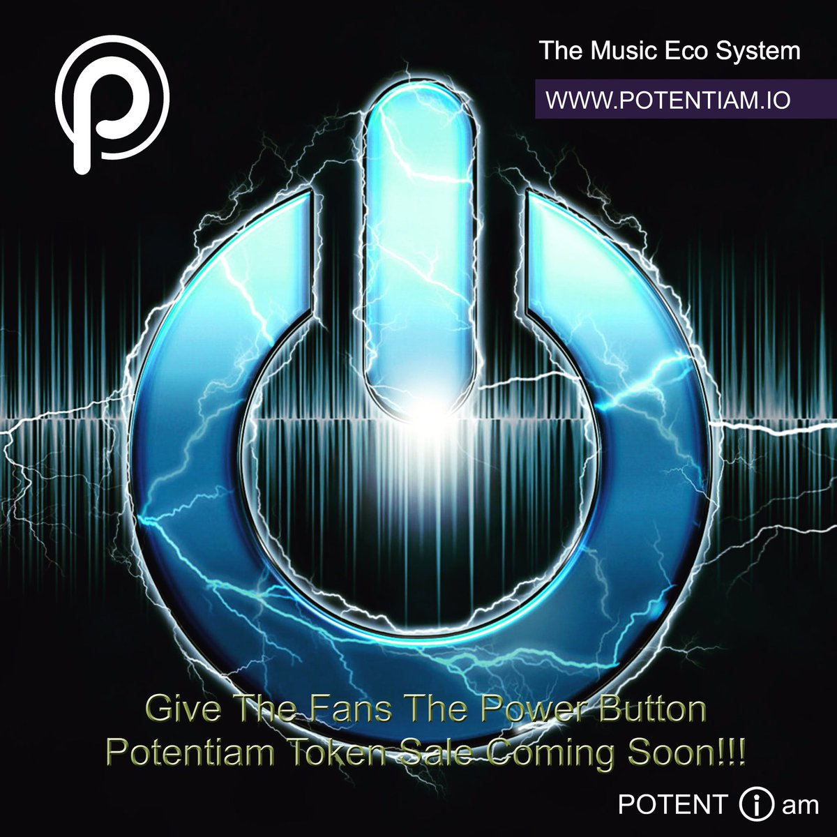 Potentiam on twitter music supporters have value pre ico coming potentiam on twitter music supporters have value pre ico cominghttpst2416hixfer musiclovers blockchain tokensale digitaleconomy biocorpaavc