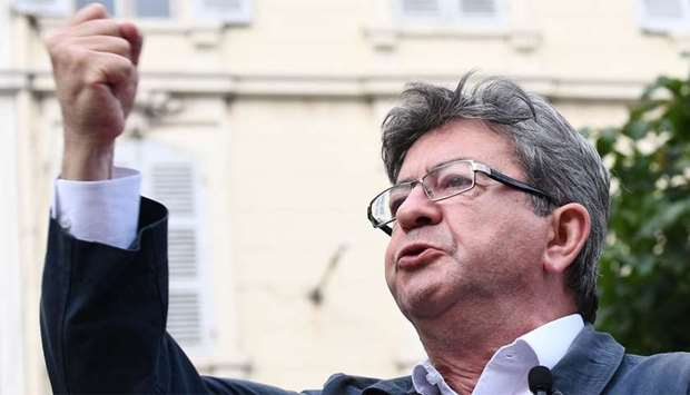 France&#39;s far-left to take to the streets against Macron #labourReforms #Melenchon   http://www. gulf-times.com/story/564817  &nbsp;  <br>http://pic.twitter.com/PfXtrMs3s9
