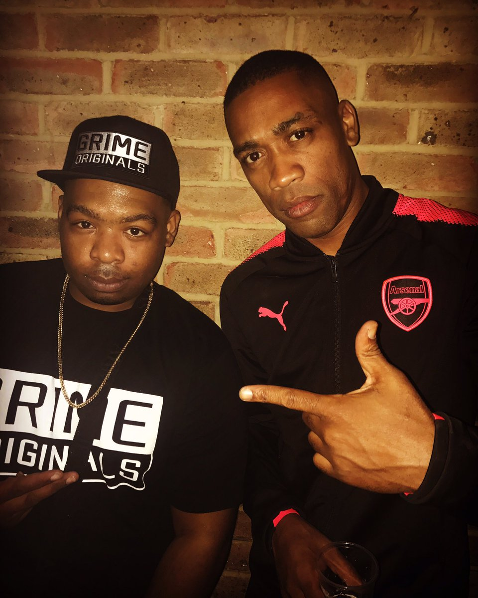 Large up everyone who said the Godfather @WileyUpdates wouldn&#39;t show up... #GRIMEORIGINALS #GO <br>http://pic.twitter.com/XXi7t5W4AX