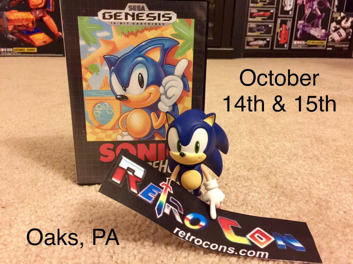 It&#39;s coming up fast! Don&#39;t miss the coolest Retro Gaming &amp; Toy Show in PA! Famous Retro Stars, Amazing Cosplay &amp; MORE @Retrocons #nerd #geek<br>http://pic.twitter.com/Wh6LyqdGQo